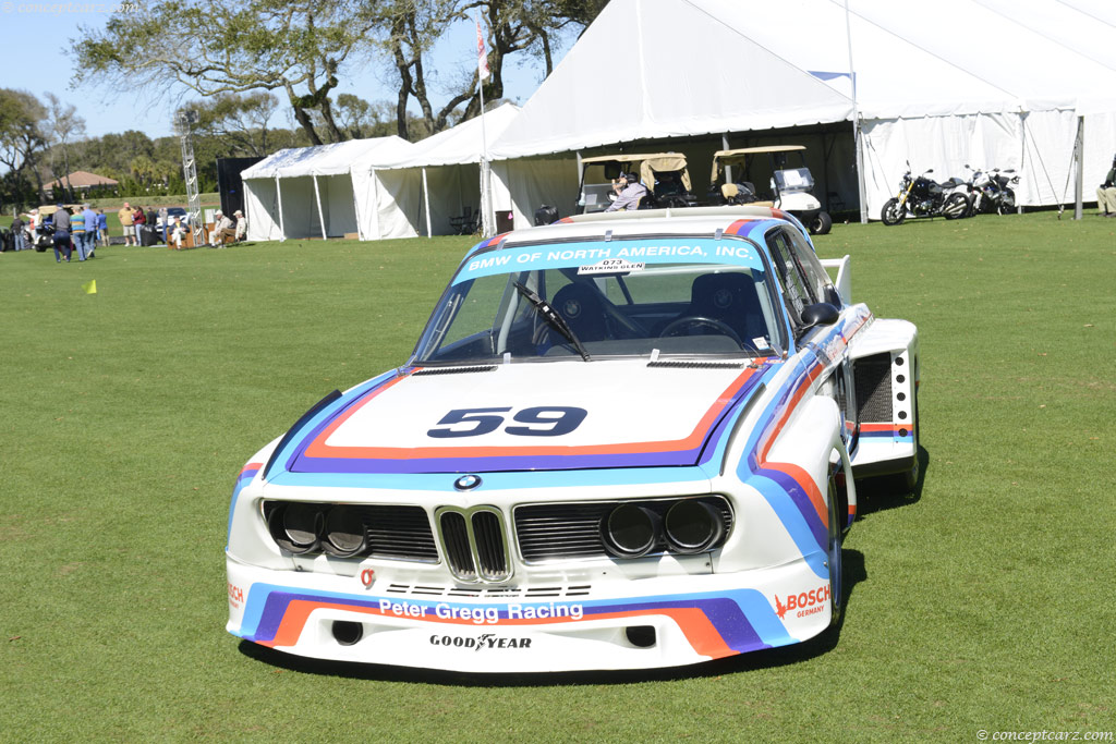 1975 Bmw 3 5 Csl Image Chassis Number 2275986