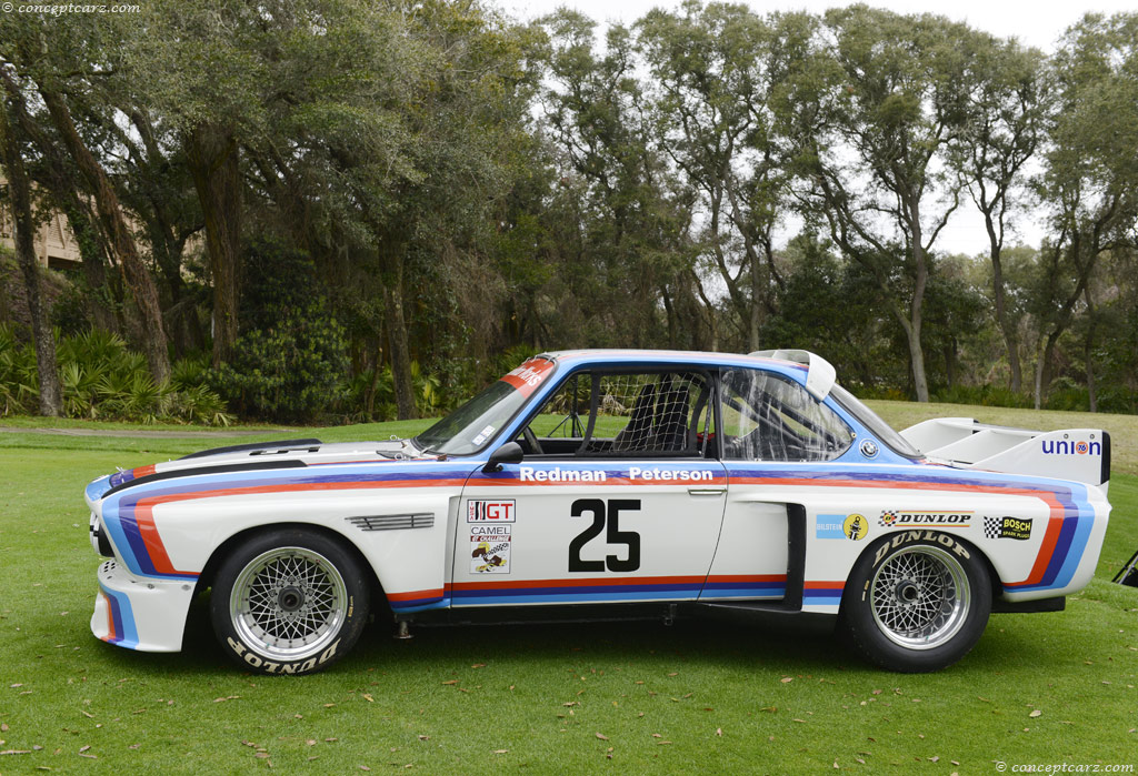 1975 Bmw 3 0 Csl Image Chassis Number 2275985 Photo 100