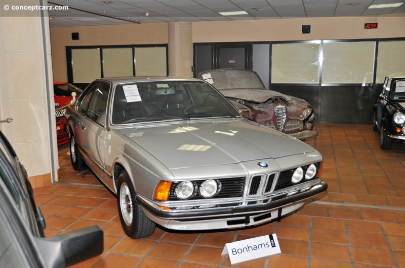 1977 BMW 633CSi