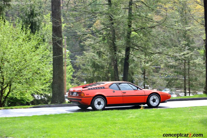 Ferrari For Sale Seattle >> Chassis WBS59910004301282. 1981 BMW M1 chassis information