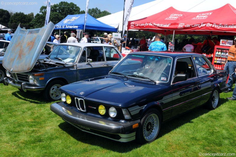 1982 Alpina B6 2.8 History, Pictures, Value, Auction Sales, Research ...