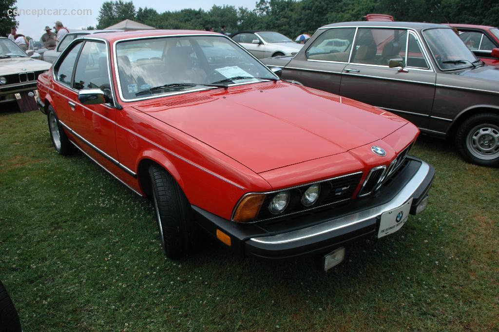 1982 Bmw 633csi Image Photo 7 Of 11