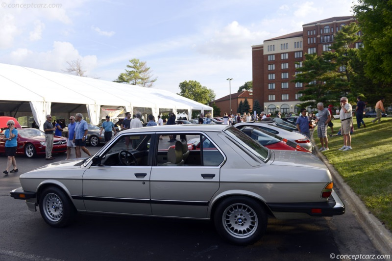 1983 Bmw 533i History Pictures Value Auction Sales Research And News