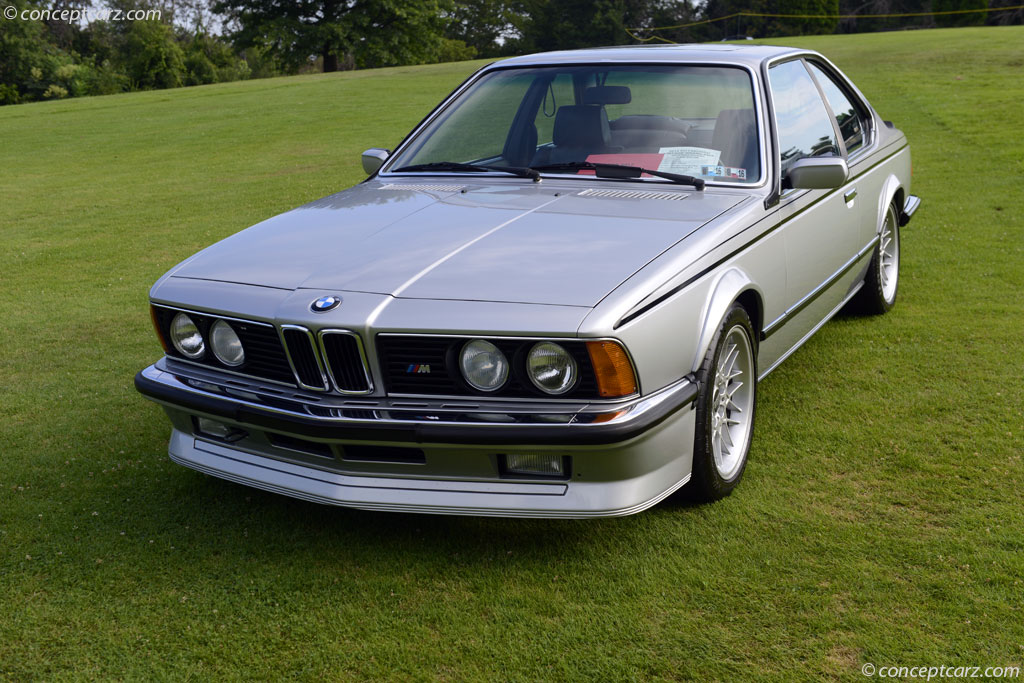 auction results and sales data for 1984 bmw m6. Black Bedroom Furniture Sets. Home Design Ideas