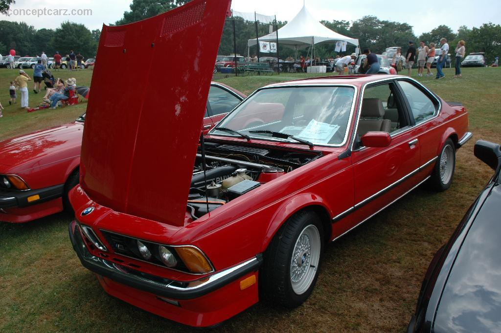 1985 Bmw 635csi Wallpaper And Image Gallery