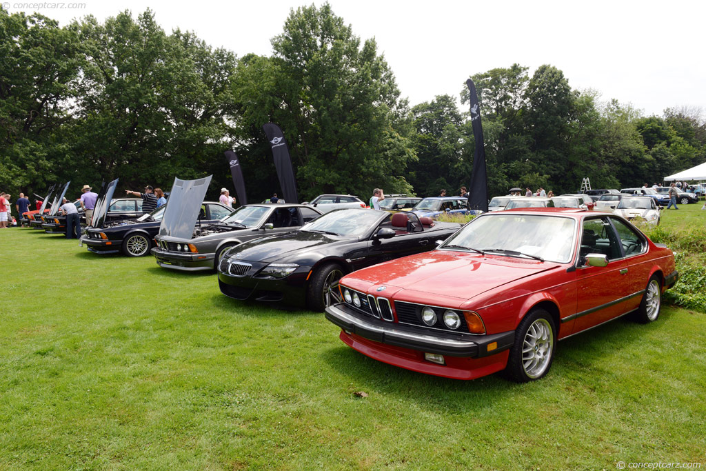 1986 BMW 635CSi Pictures, History, Value, Research, News