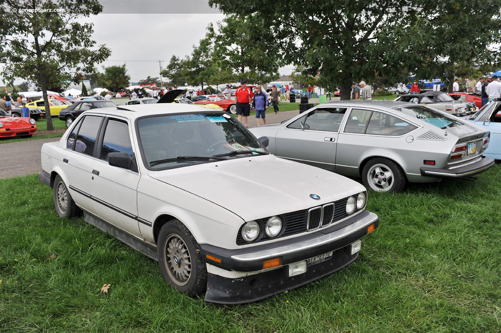 1986 Bmw 325 Pictures History Value Research News