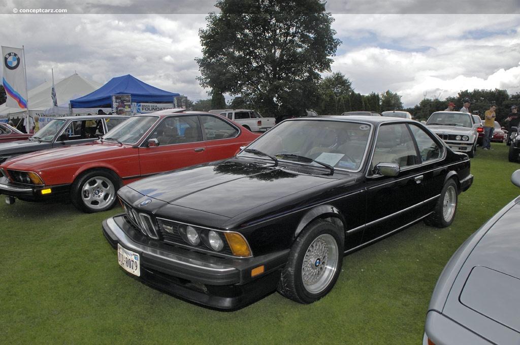 1986 Bmw 635csi Image Photo 39 Of 43