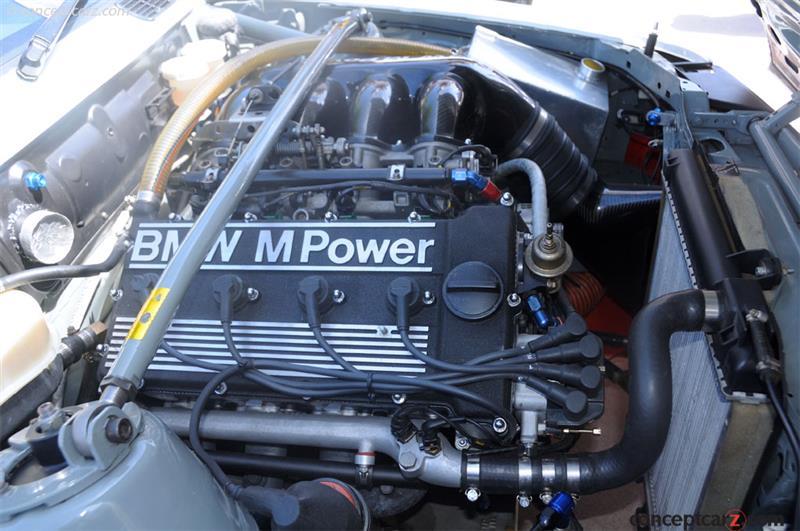 1986 BMW E30 M3
