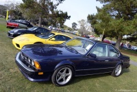 1987 BMW M6.  Chassis number WBAEE1406H2560545