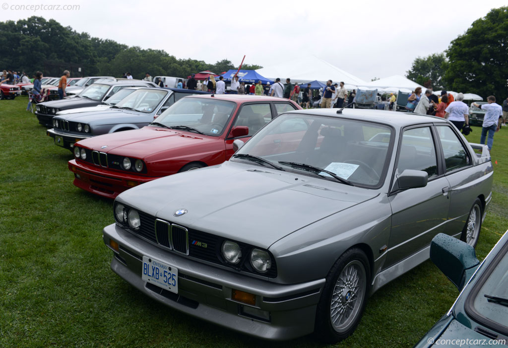 Auction Results and Sales Data for 1987 BMW E30 M3