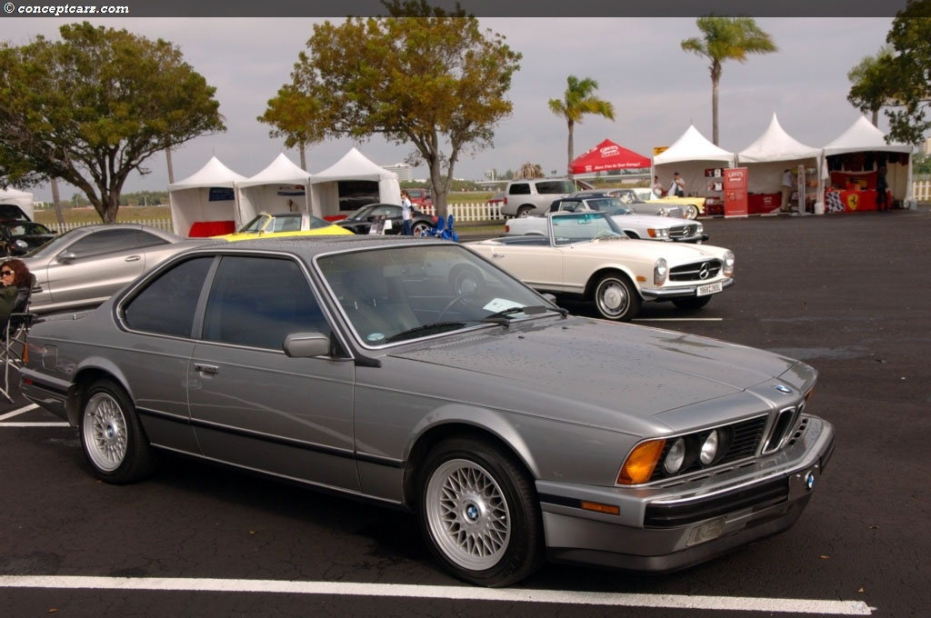 1988 Bmw 635csi Image Photo 2 Of 2