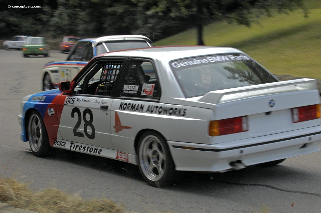 Auction Results And Sales Data For 1988 Bmw M3 E30