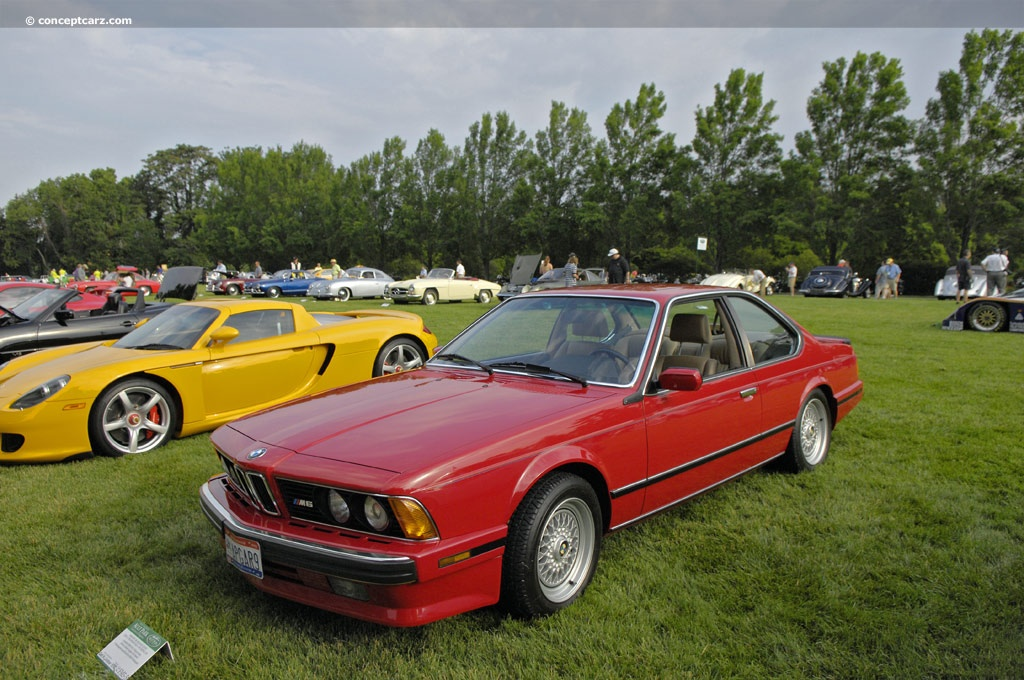 auction results and sales data for 1988 bmw m6. Black Bedroom Furniture Sets. Home Design Ideas
