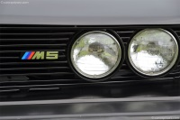 1988 BMW M5.  Chassis number WBSDC930XJ2791970