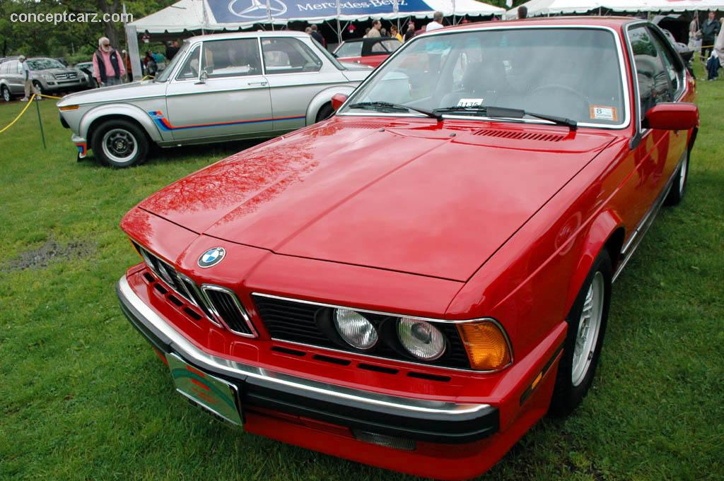 1989 bmw 635 csi pictures history value research news. Black Bedroom Furniture Sets. Home Design Ideas