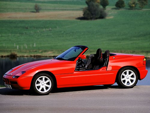 1989 BMW Z1 History, Pictures, Value, Auction Sales, Research and News