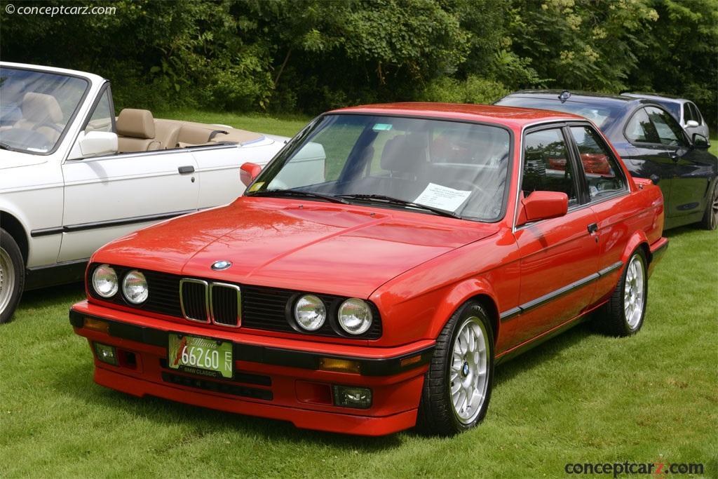 1990 BMW 325