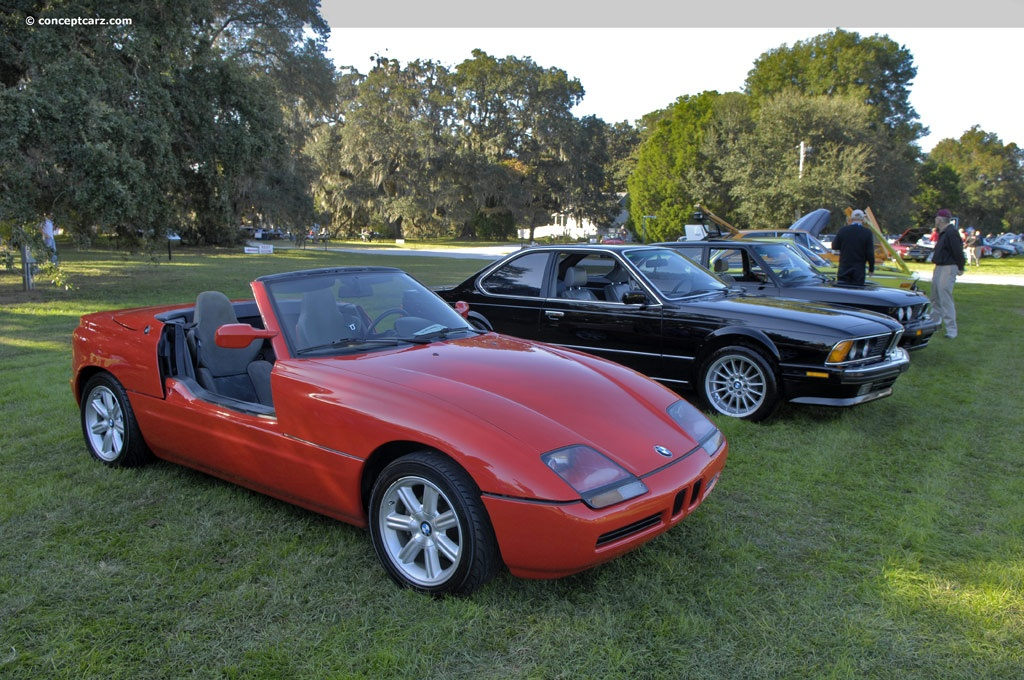1990 bmw z1 pictures history value research news. Black Bedroom Furniture Sets. Home Design Ideas