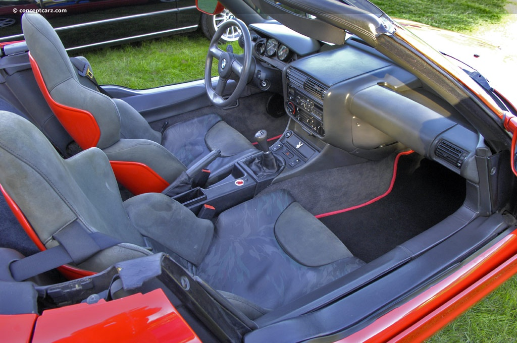 1990 Bmw Z1 Pictures History Value Research News