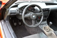 1990 BMW Z1.  Chassis number WBABA91000AL03134