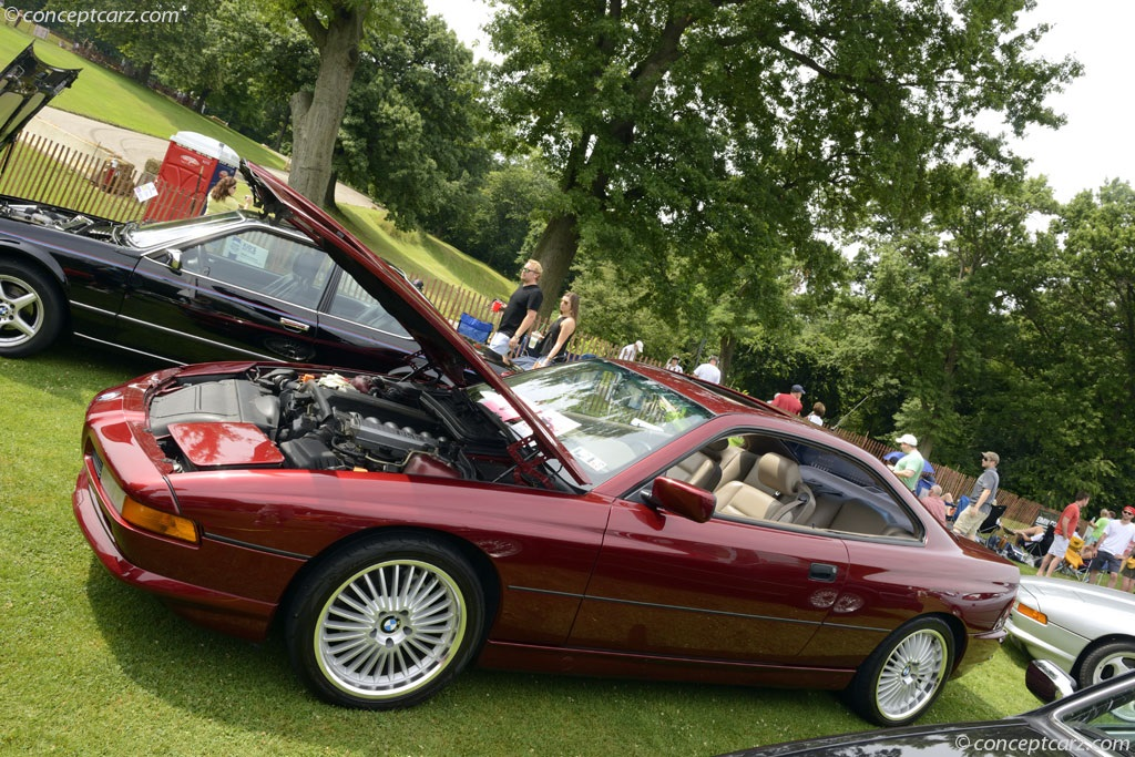 Note The Images Shown Are Representations Of 1991 BMW 850i And Not Necessarily Vehicles That Have Been Bought Or Sold At Auction