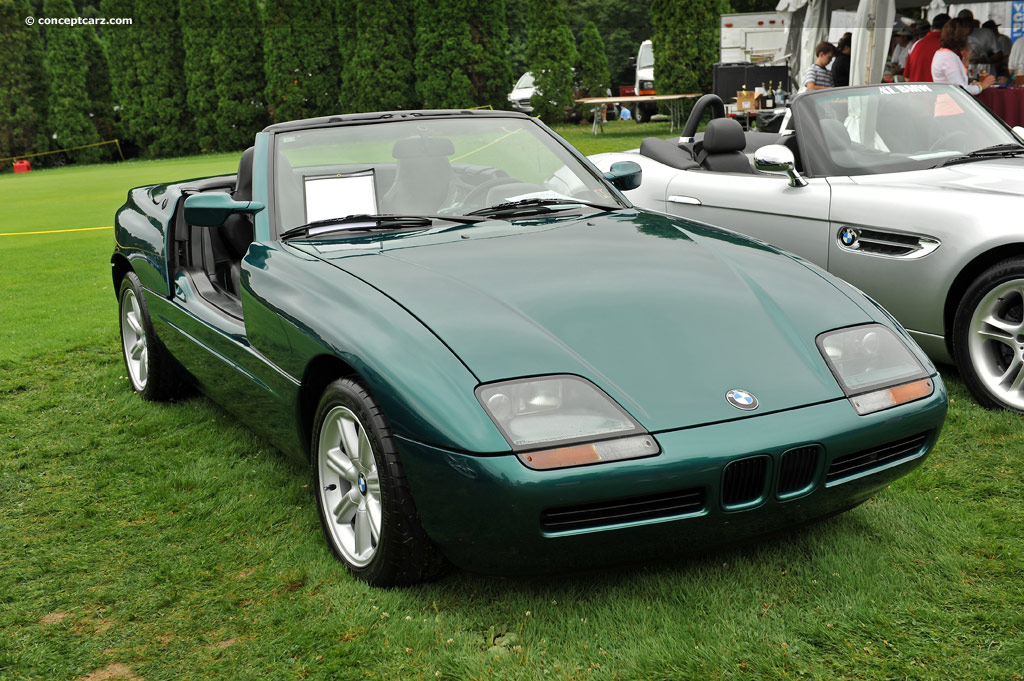 1991 Bmw Z1 Pictures History Value Research News