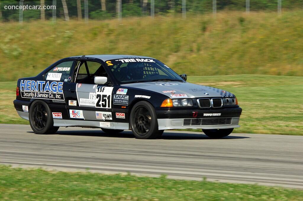 1993 BMW E36 325