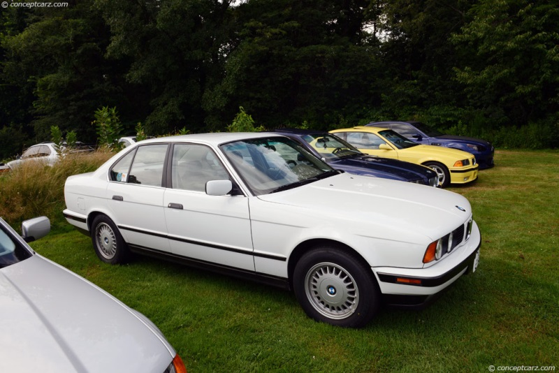 1994 BMW 5 Series pictures and wallpaper