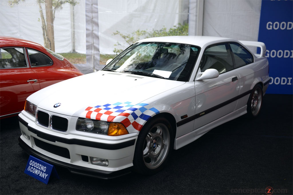 Auction Results And Sales Data For 1995 Bmw M3 E36 Lightweight