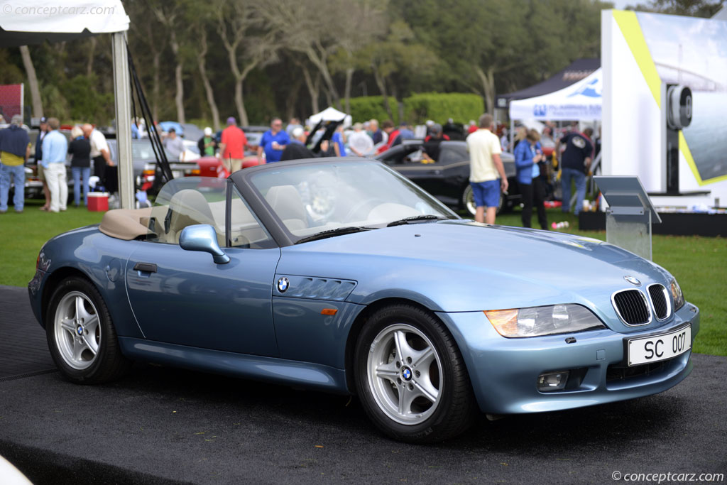 1995 Bmw Z3 Technical Specifications And Data Engine
