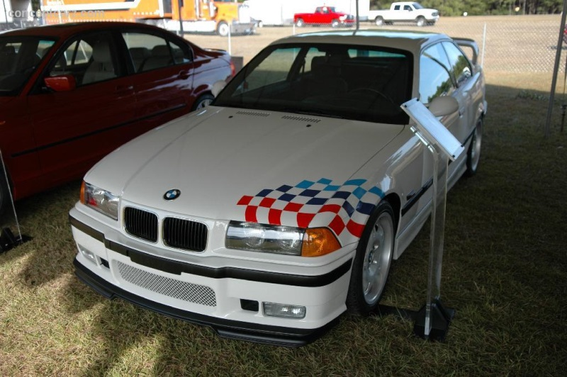 1995 Bmw M3 E36 Lightweight History Pictures Value Auction Sales