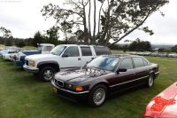 1998 BMW 7 Series.  Chassis number WBAGJ8328WDM18814