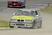 1999 BMW E36 M3 image.