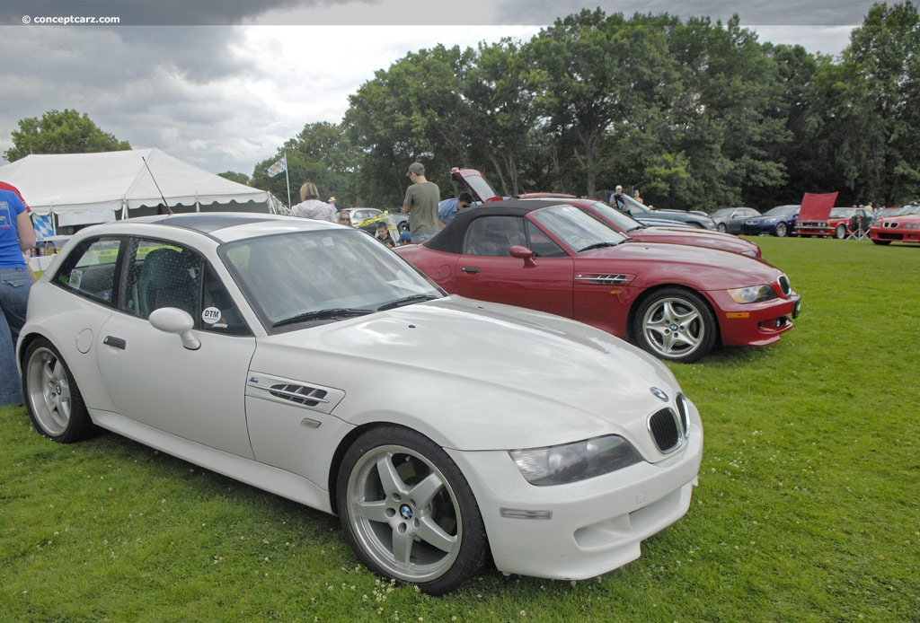 1999 Bmw M Coupe Pictures History Value Research News