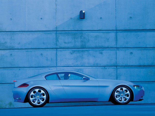 1999 Bmw Z9 Gt Concept Image Photo 12 Of 19