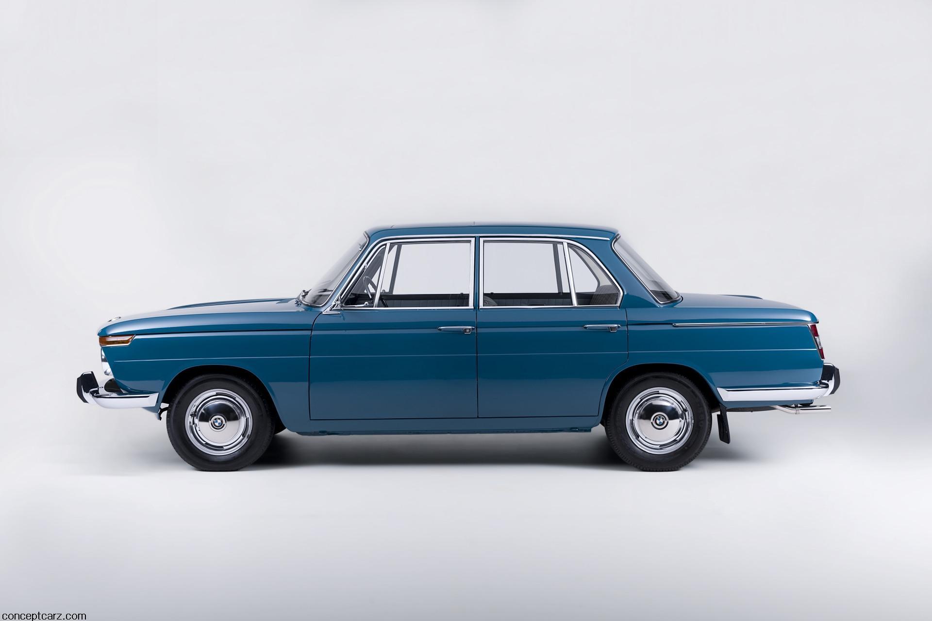 1962 BMW 1500 - conceptcarz.com
