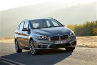 2014 BMW 2 Series Active Tourer image.