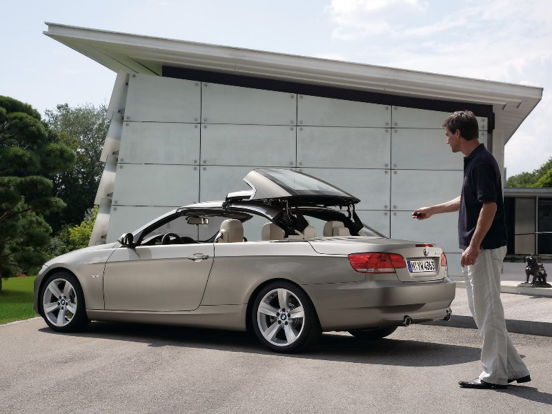 2007 BMW 3-Series Convertible