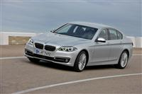 2014 BMW 5-Series image.