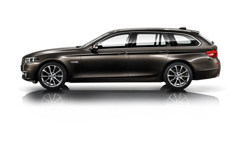 2014 BMW 5 Series Touring