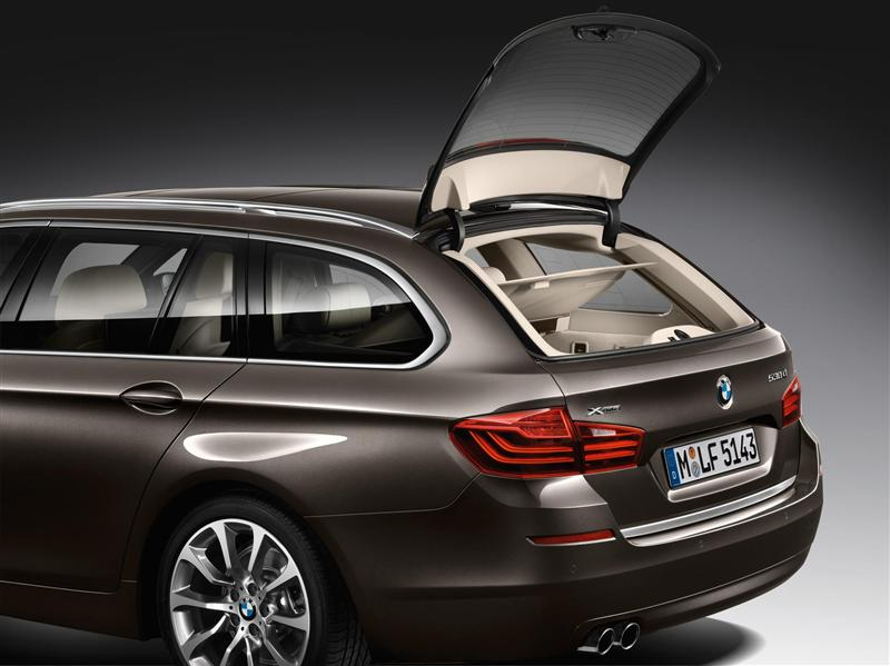 2014 BMW 5 Series Touring