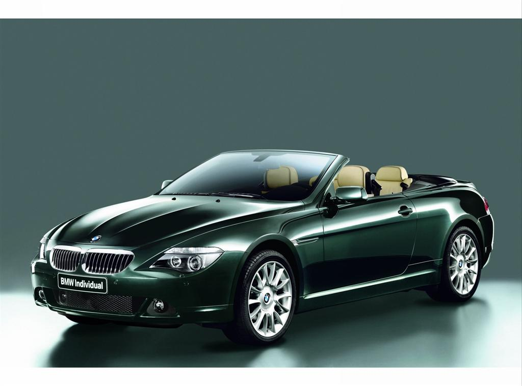2009 bmw 6 series image. Black Bedroom Furniture Sets. Home Design Ideas