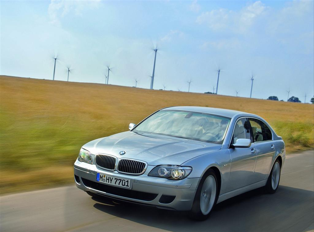 Auction Results and Sales Data for 2009 BMW 7-Series