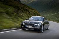 BMW 740E xDrive iPerformance image.