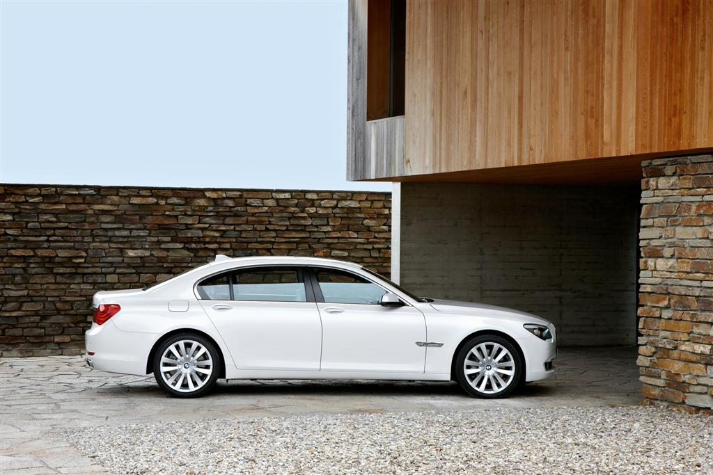BMW Li Conceptcarzcom - 2009 bmw 760li for sale