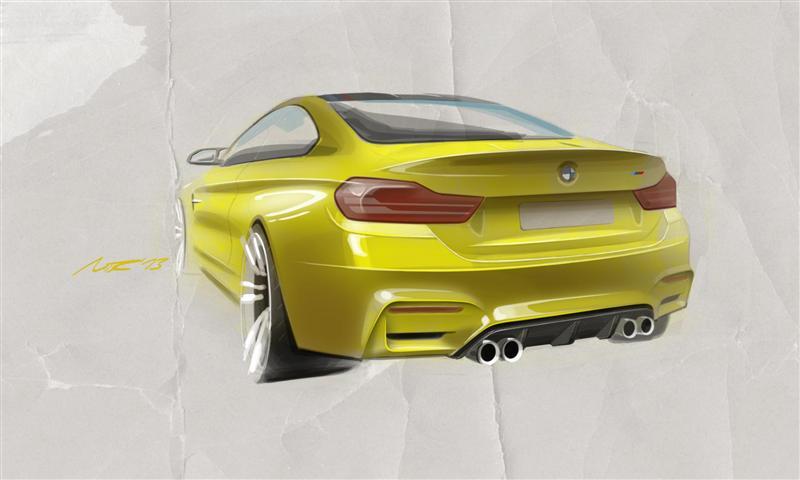 2013 BMW Concept M4 Coupe