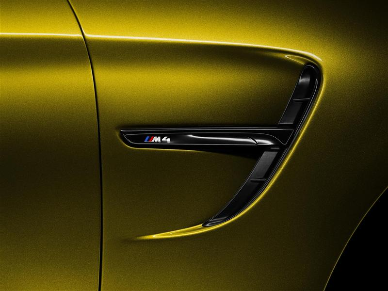 2013 Bmw Concept M4 Coupe Image Photo 6 Of 13