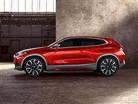 2016 BMW Concept X2 image.
