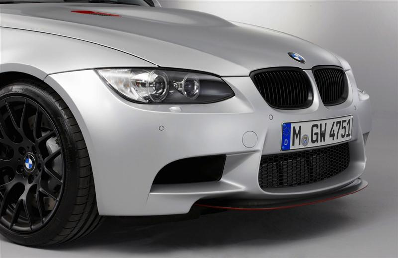 2011 BMW M3 CRT Image. Photo 28 of 29